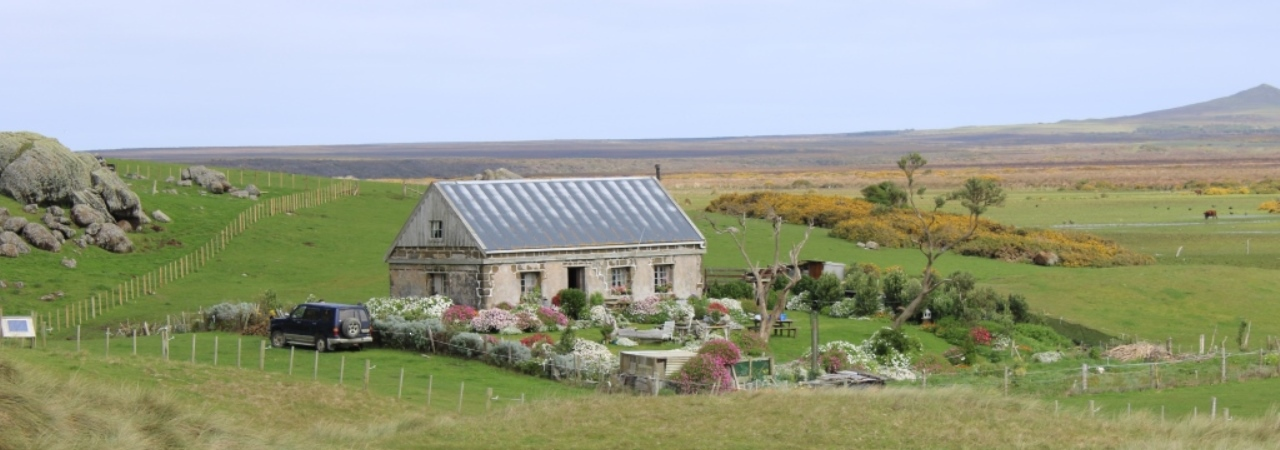 Stone Cottage, Chatham Islands