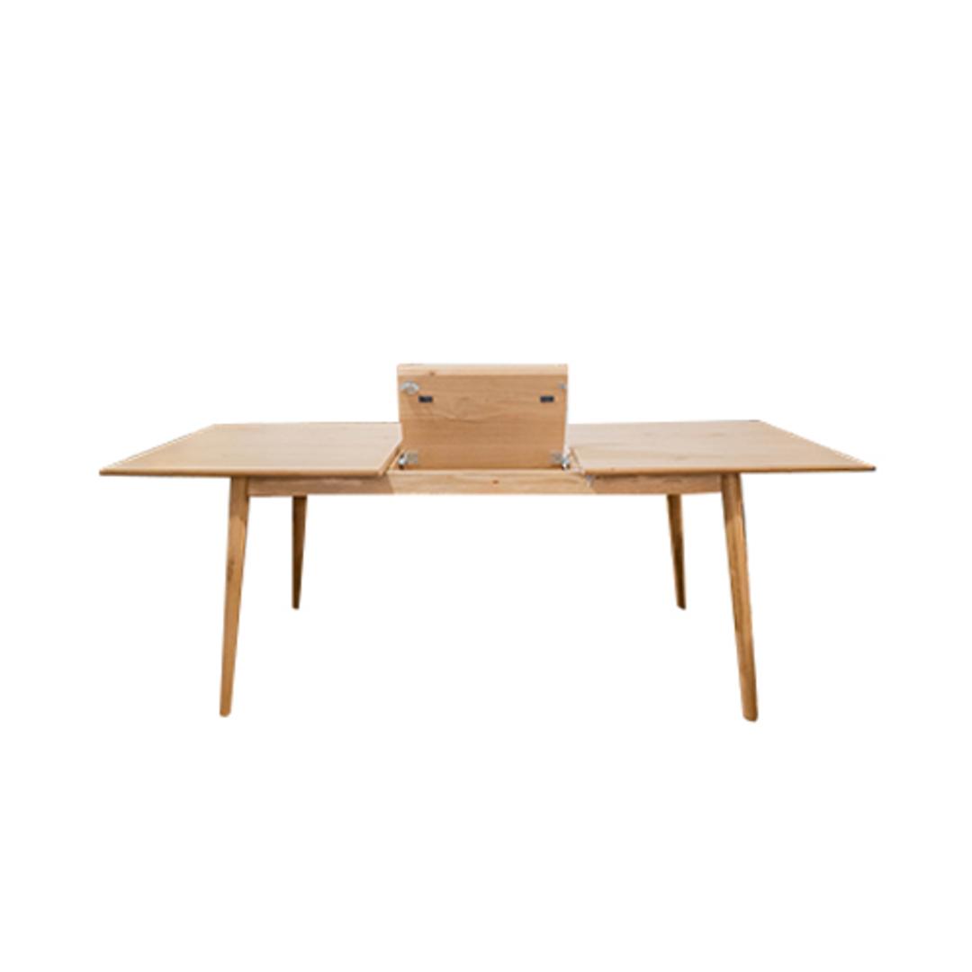 Hansen Extension Dining Table 1.6M-2.1M image 1