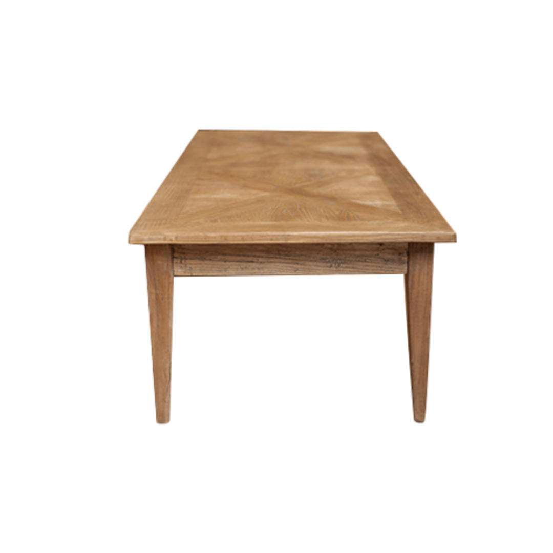 Elm Parqueterie 1 Draw Coffee Table image 4