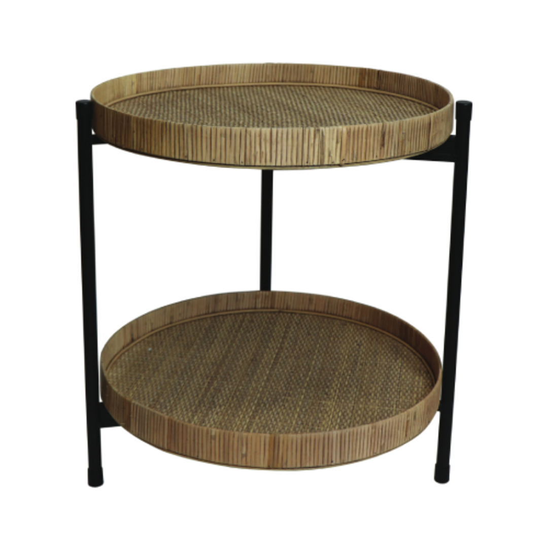 Calypso Natural Side Table image 0