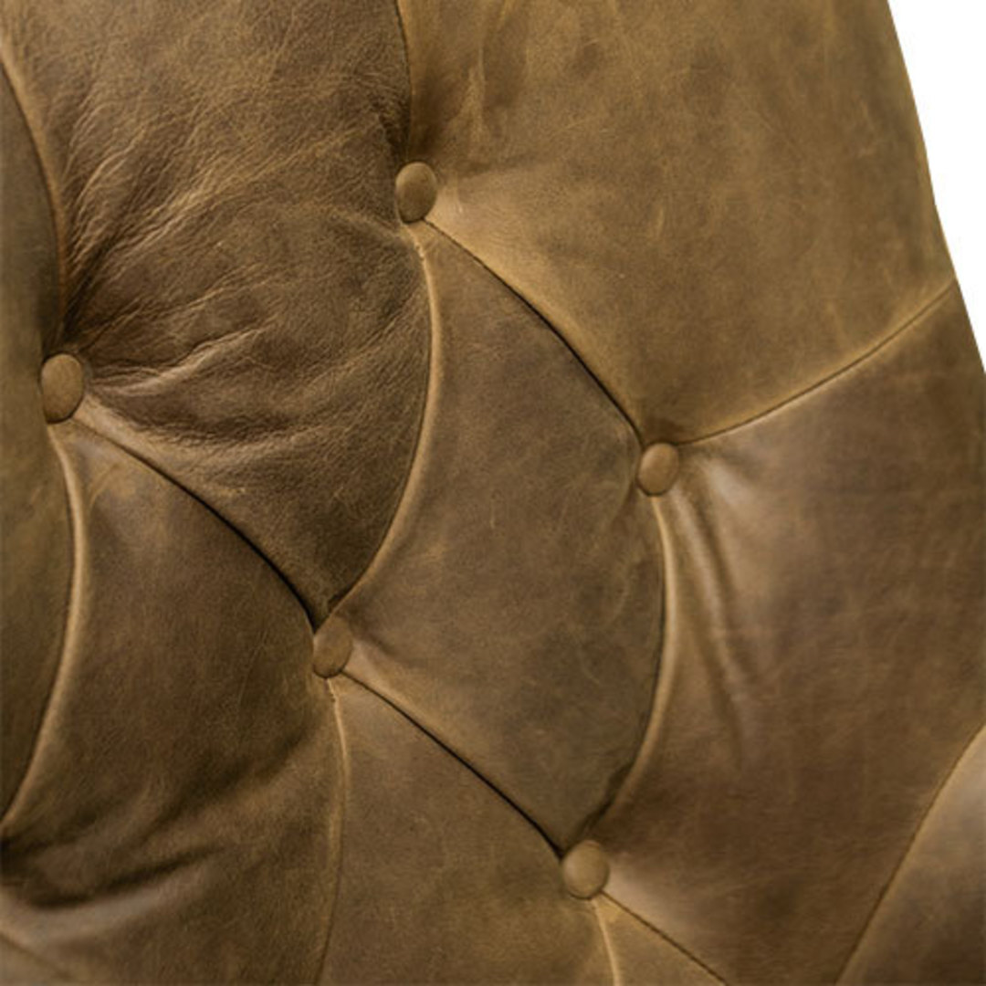 Sofia Leather Chair Jin Black image 5