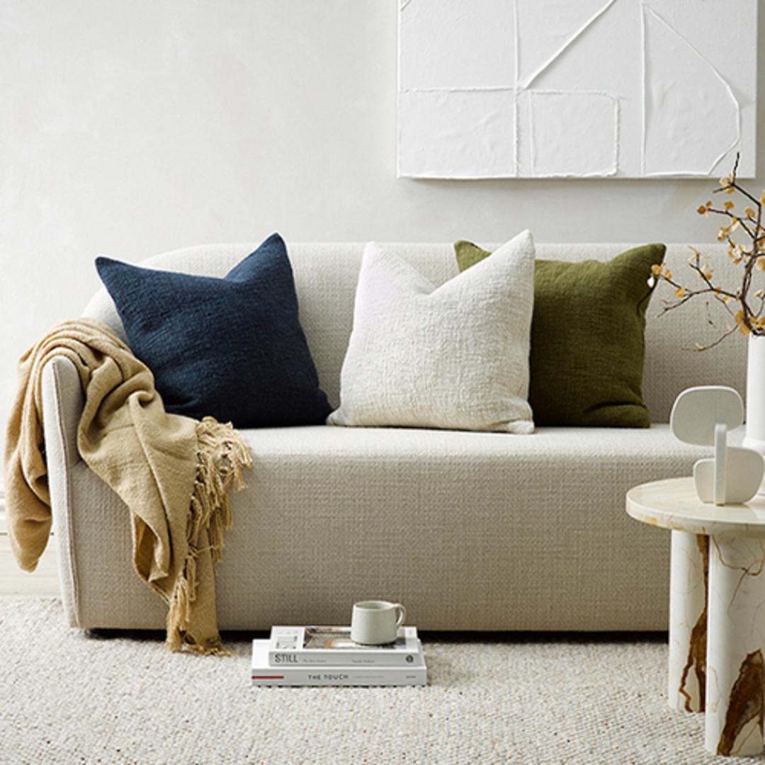 Cyprian Caper Cushion image 1