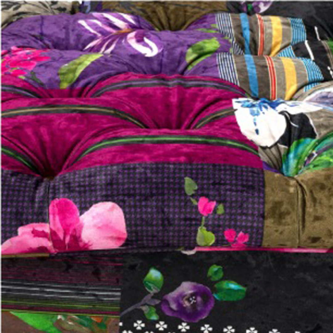 Patchwork Chaise image 2