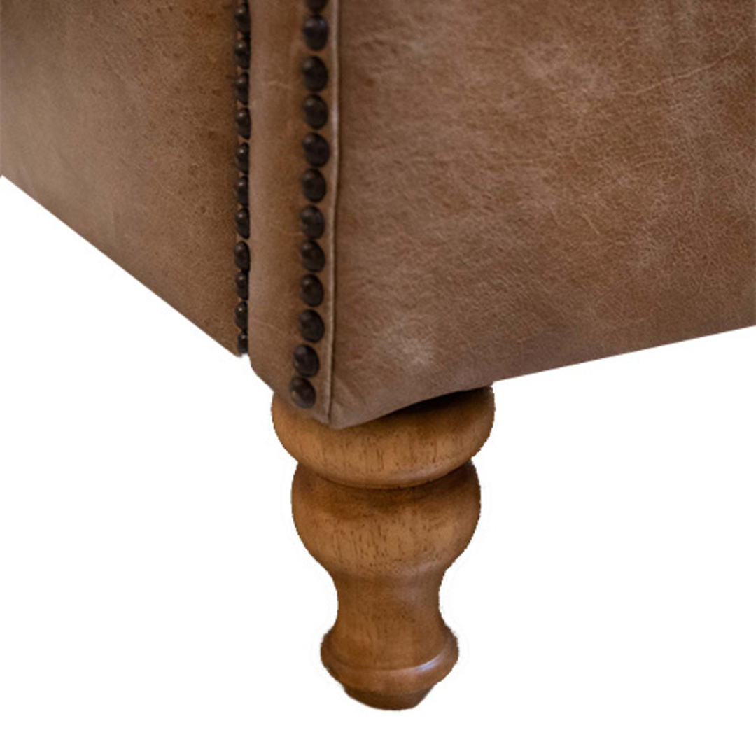 Percy Accent Chair Satchel Latte image 7
