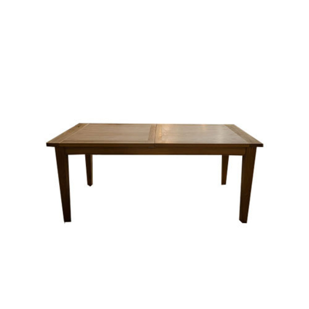 NZ Made Oak Extension Table image 4