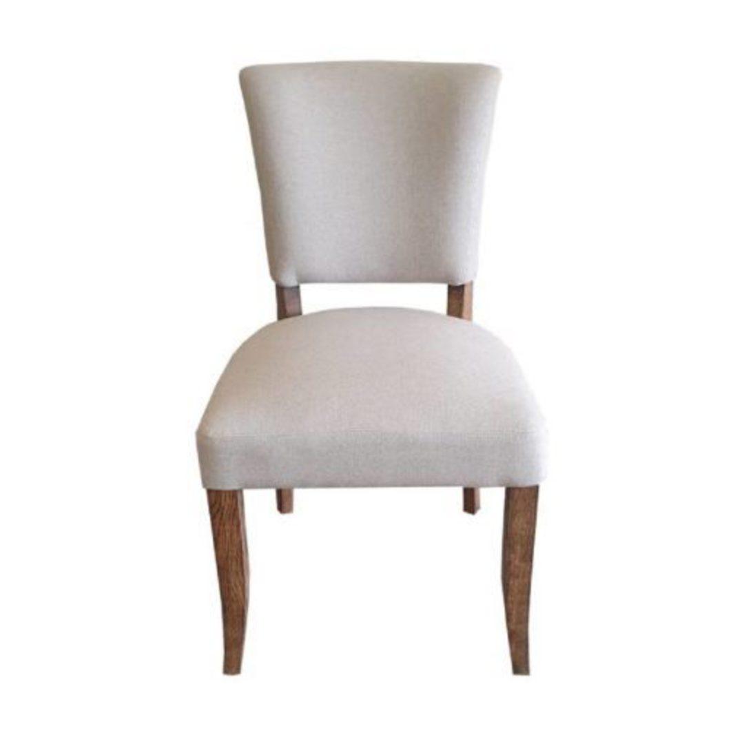Derringer Linen Dining Chair image 1