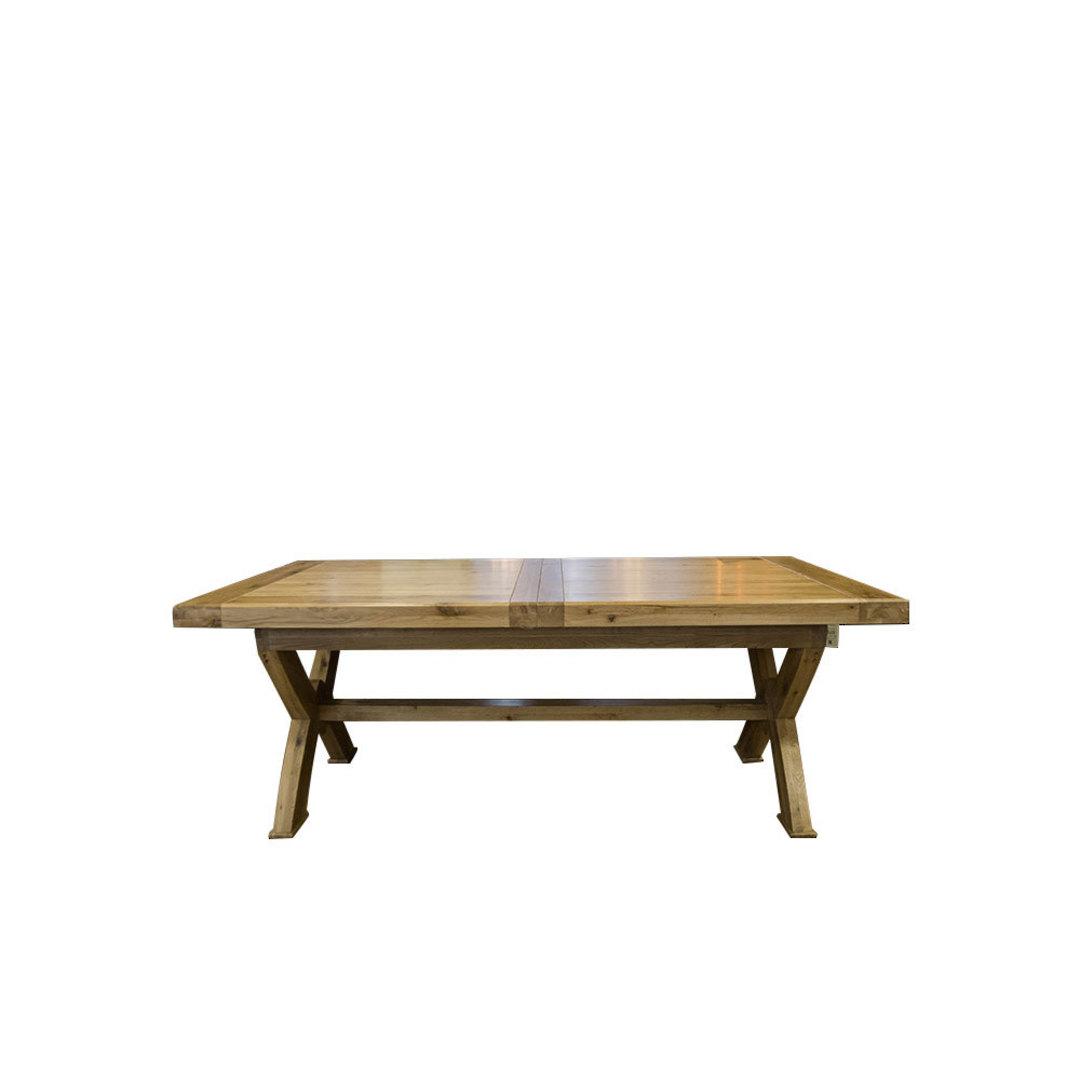 Oak Chateau Extension Table 2.1 M - 2.9M image 4