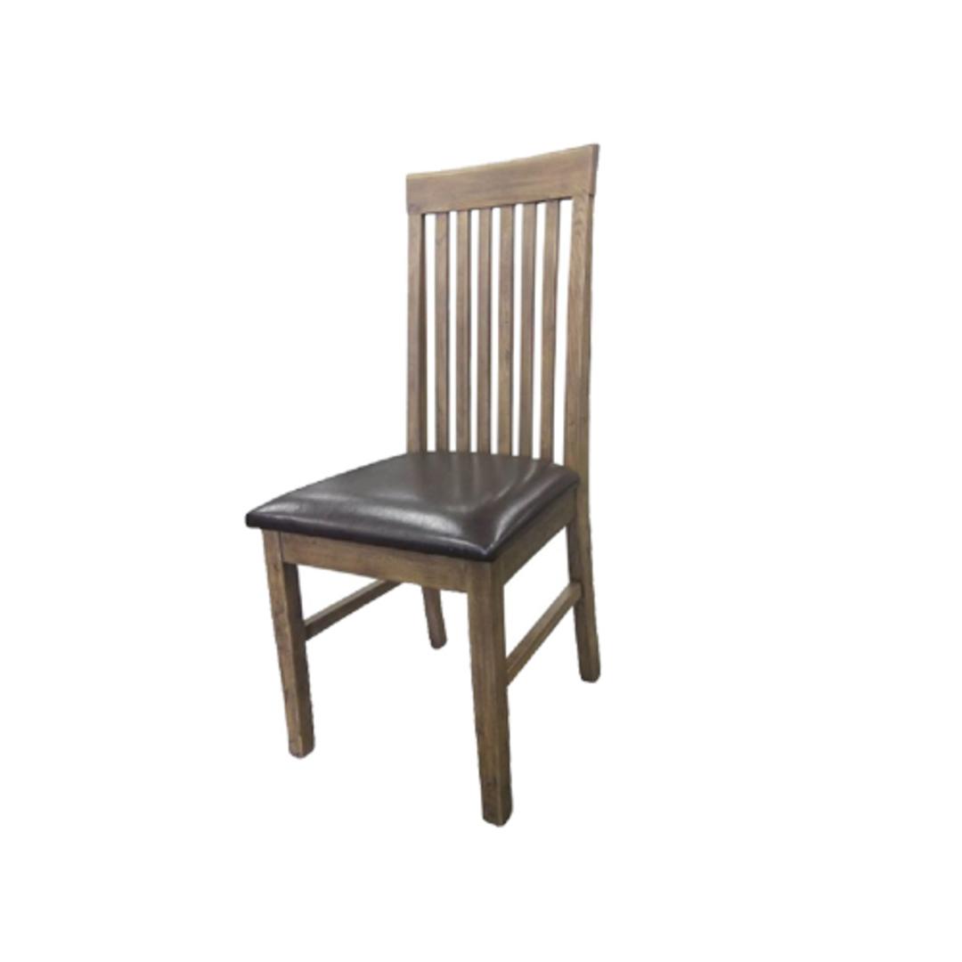 Oak Canterbury Chair Dark image 0