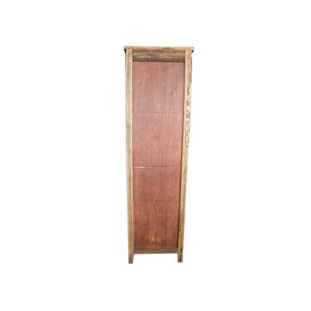 Recycled Elm French Bookcase Small image 3