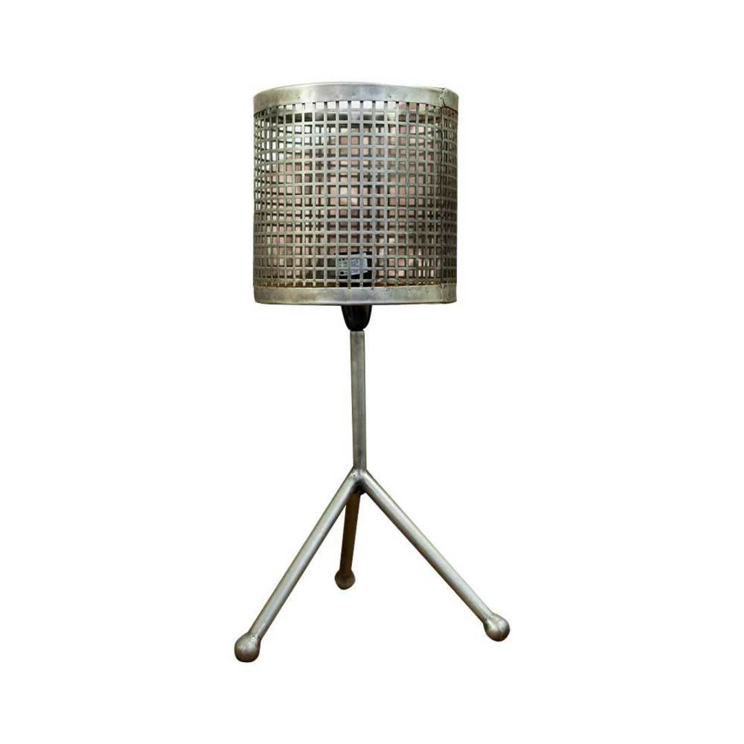 Table Lamp - Brushed Metal image 0
