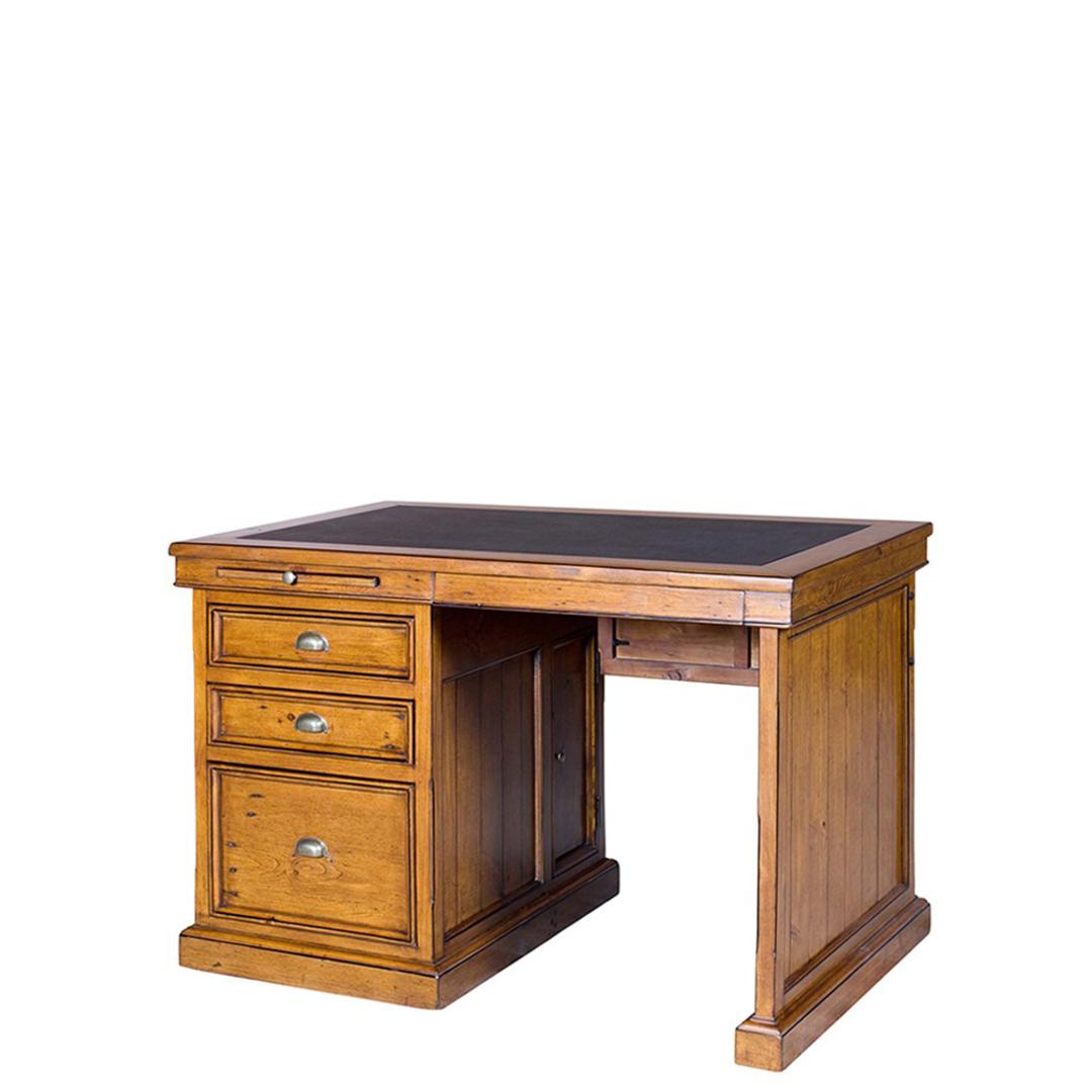 Baltic classic desk 3 drawer image 0