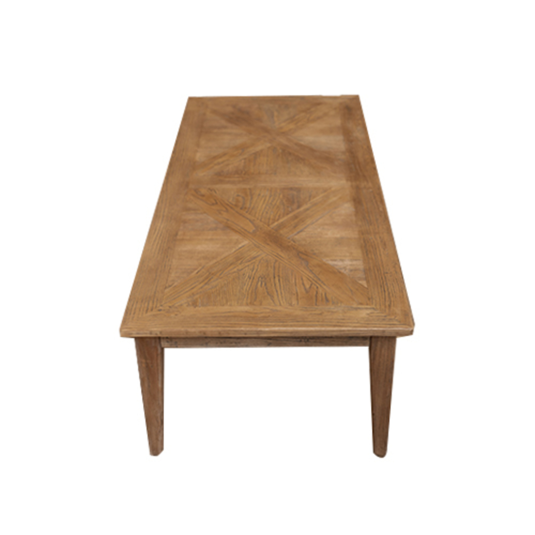 Elm Parqueterie 1 Draw Coffee Table image 5
