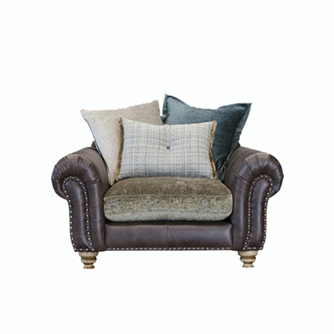 Bloomsbury Snuggler Chair image 0