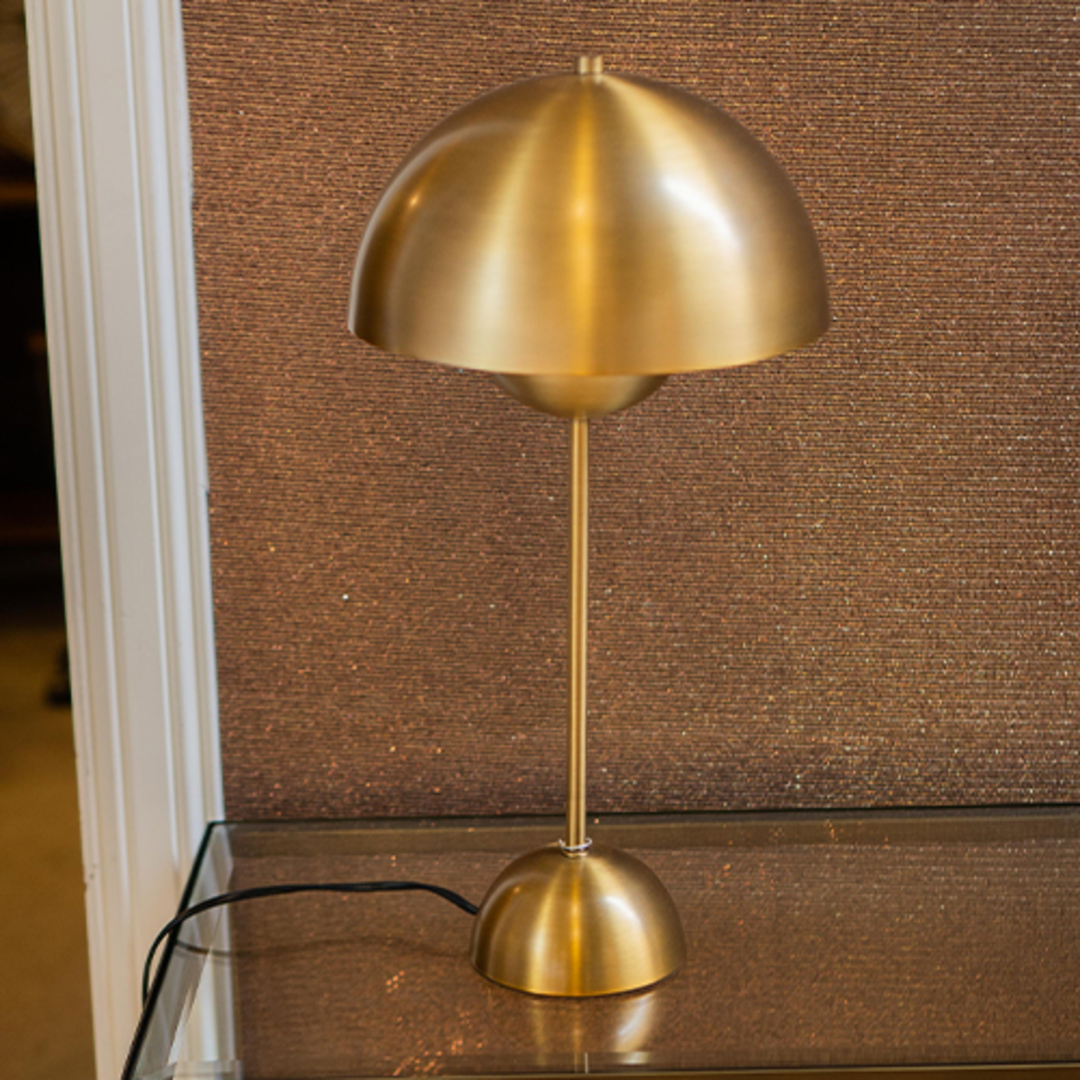 Collins Table Lamp - Brass image 1