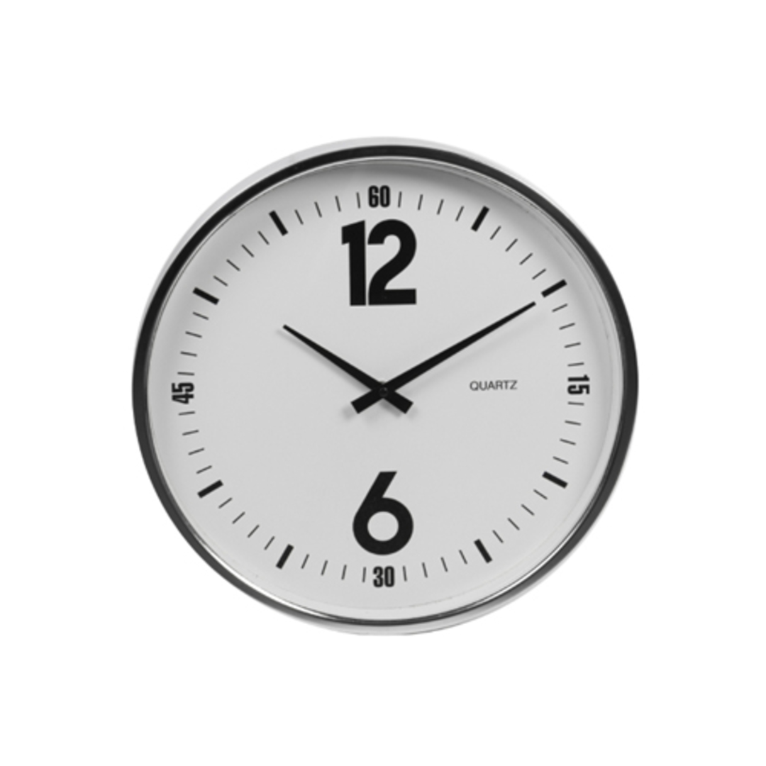 Iron 126 Wall Clock image 0