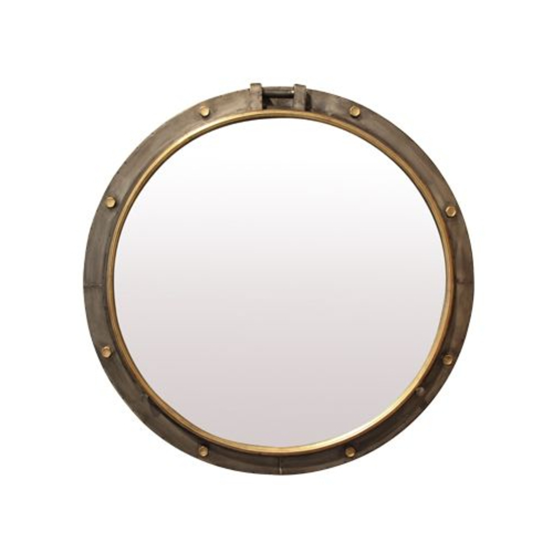 Port Hole Mirror image 0