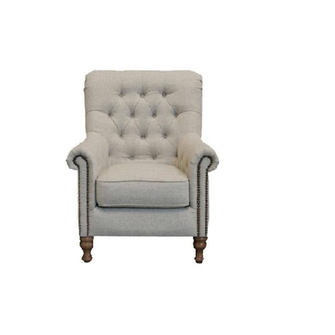 Sofia Chair Artisan Plain Stone image 0