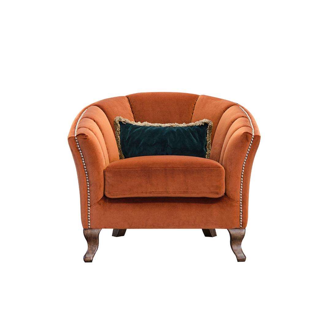 Betsy Chair Venetian Marmalade image 0