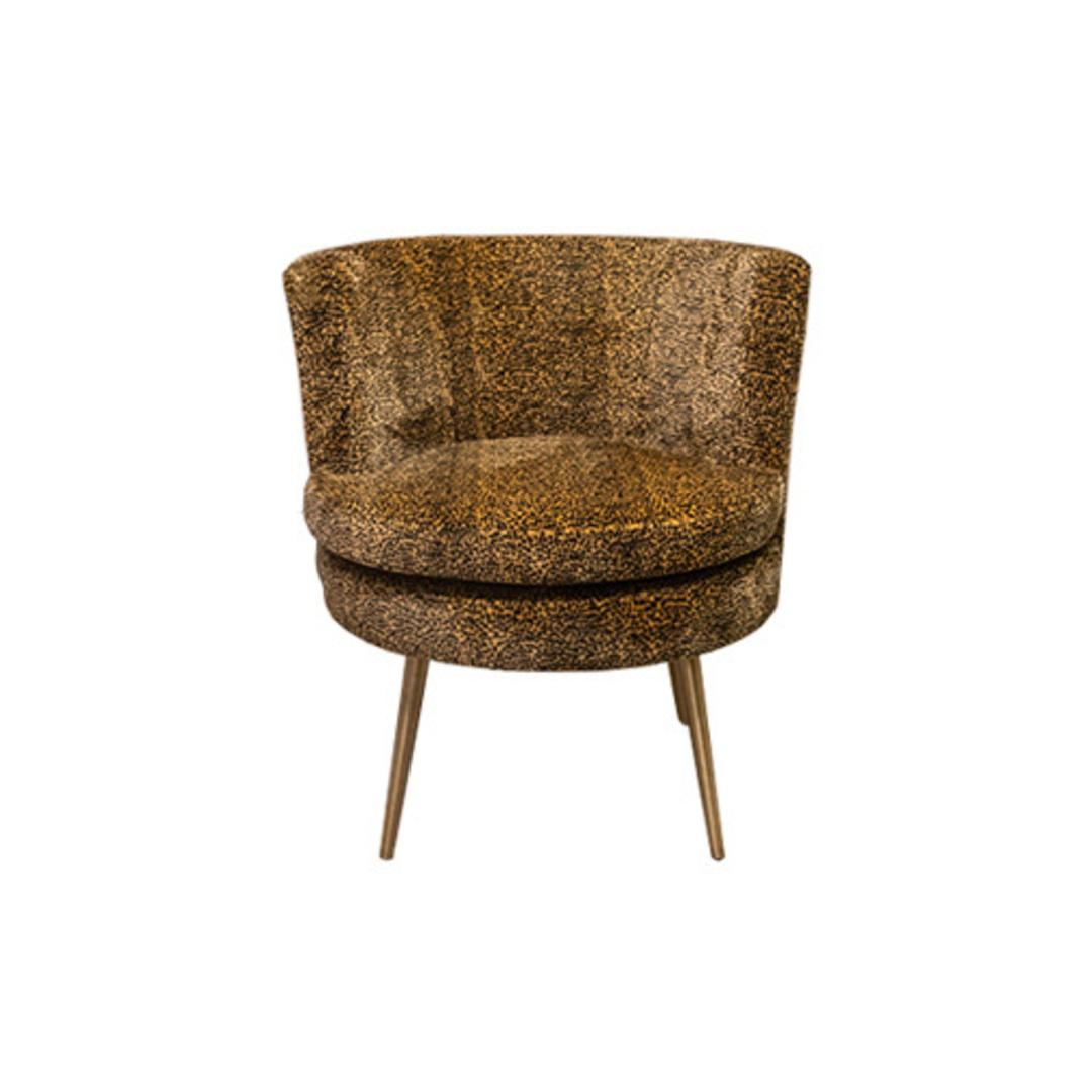 Modern Cheetah Chair image 0