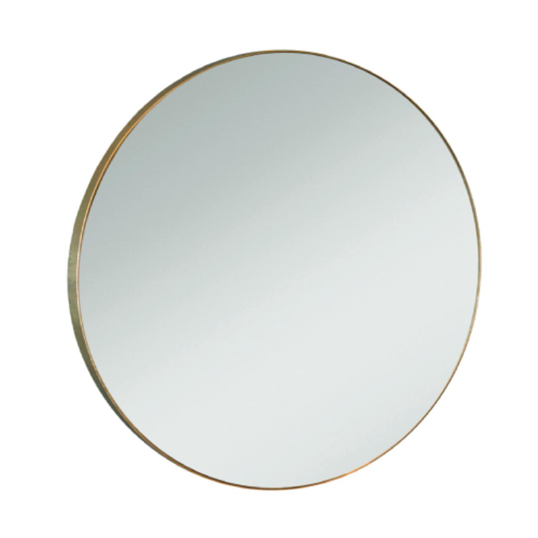 Circa Large Gold Mirror image 0