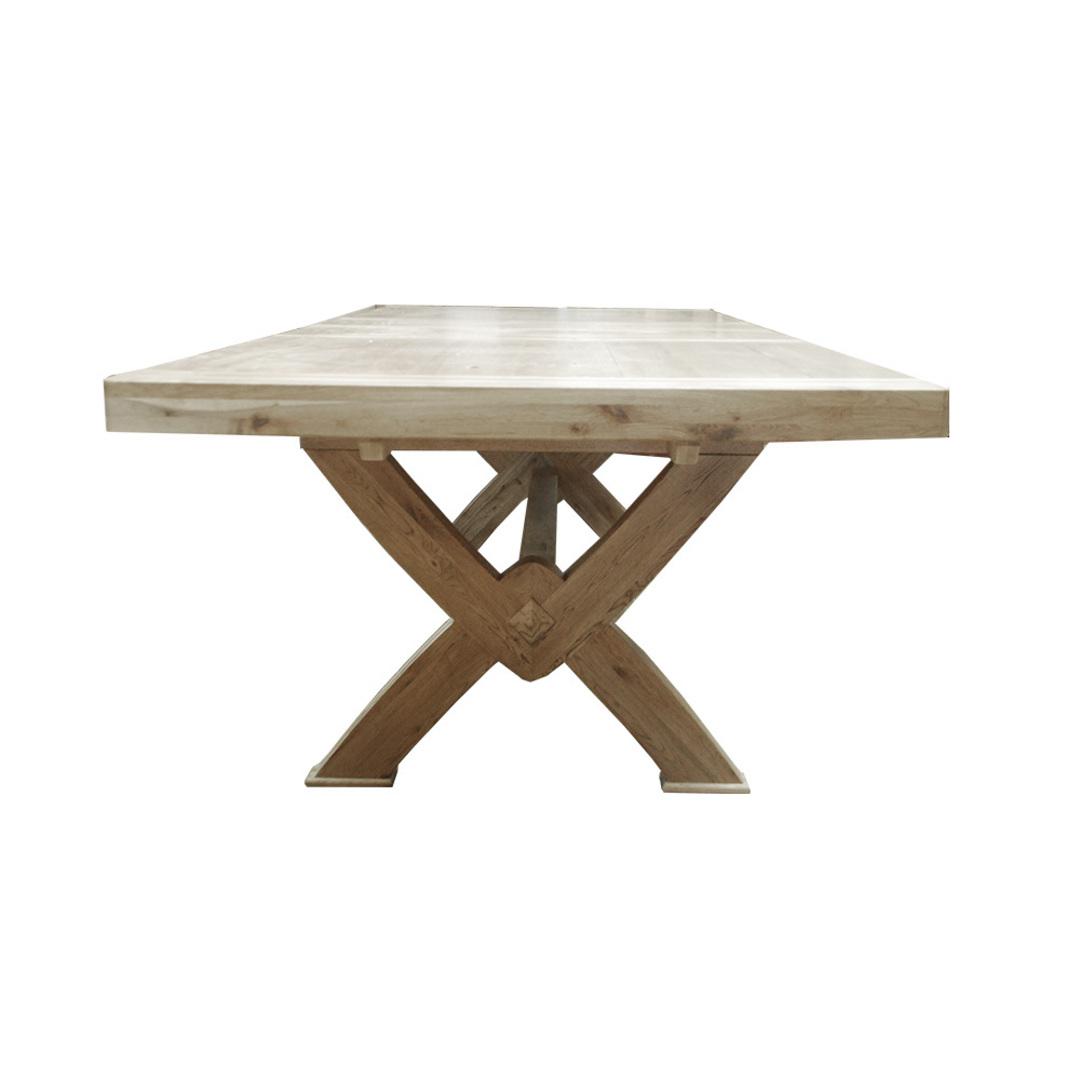 Oak Chateau Extension Table 2.9 Metre image 0