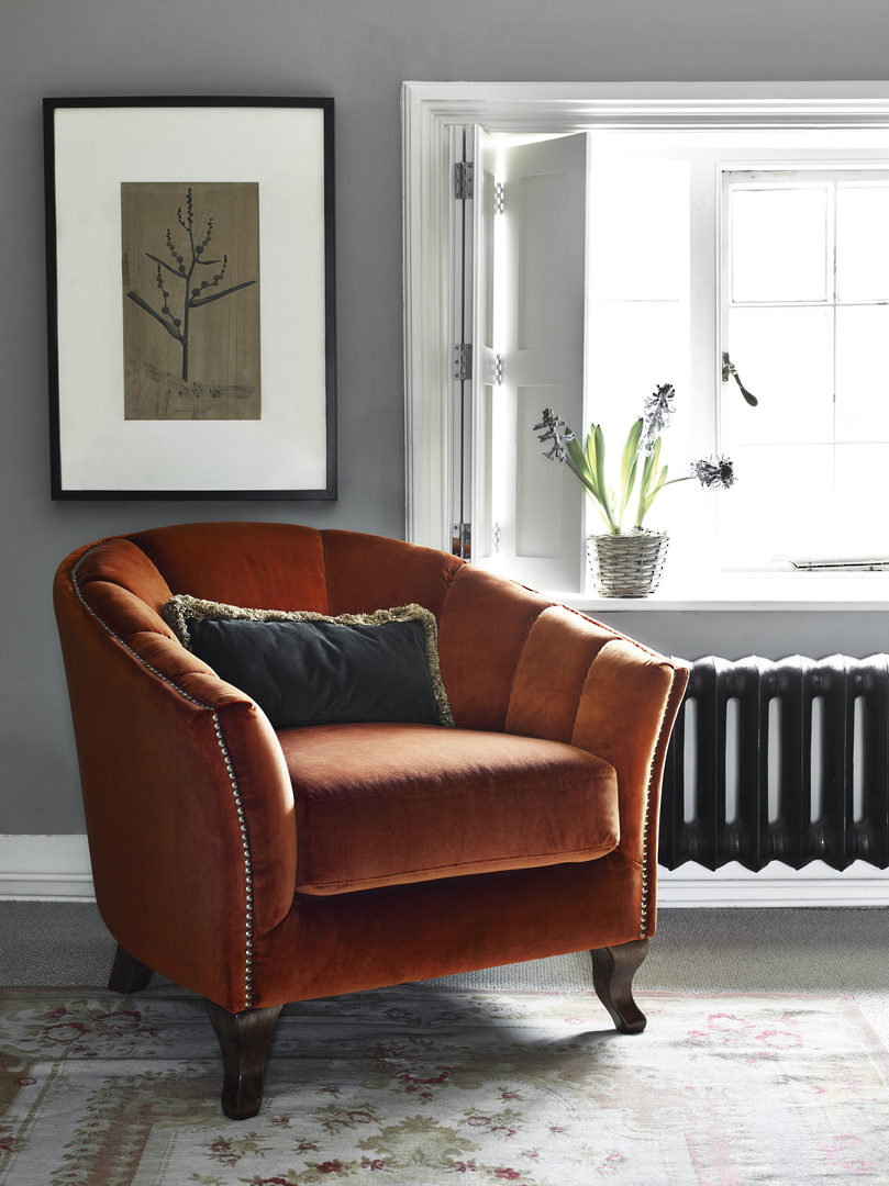 Betsy Chair Venetian Marmalade image 6