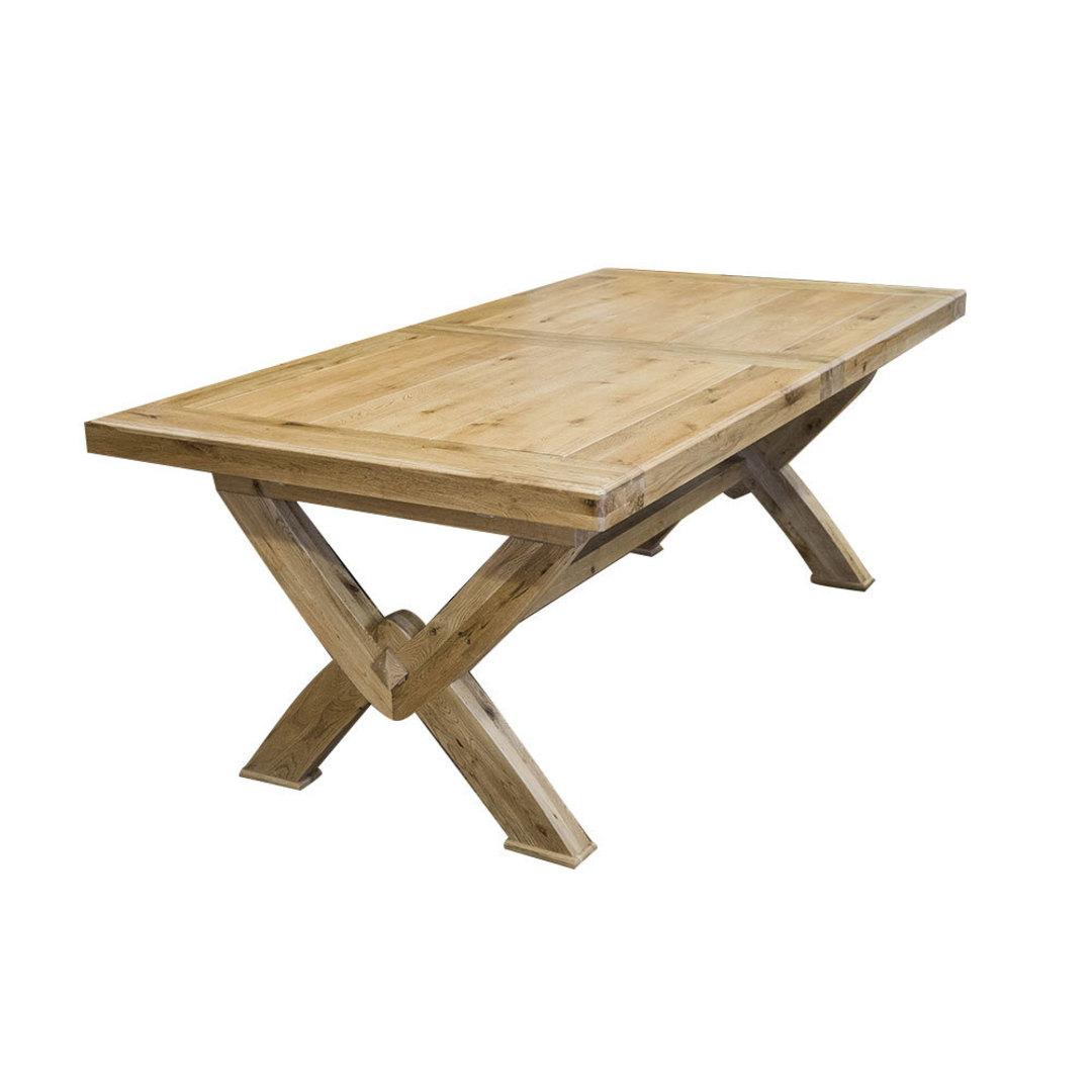 Oak Chateau Extension Table 2.1 M - 2.9M image 5