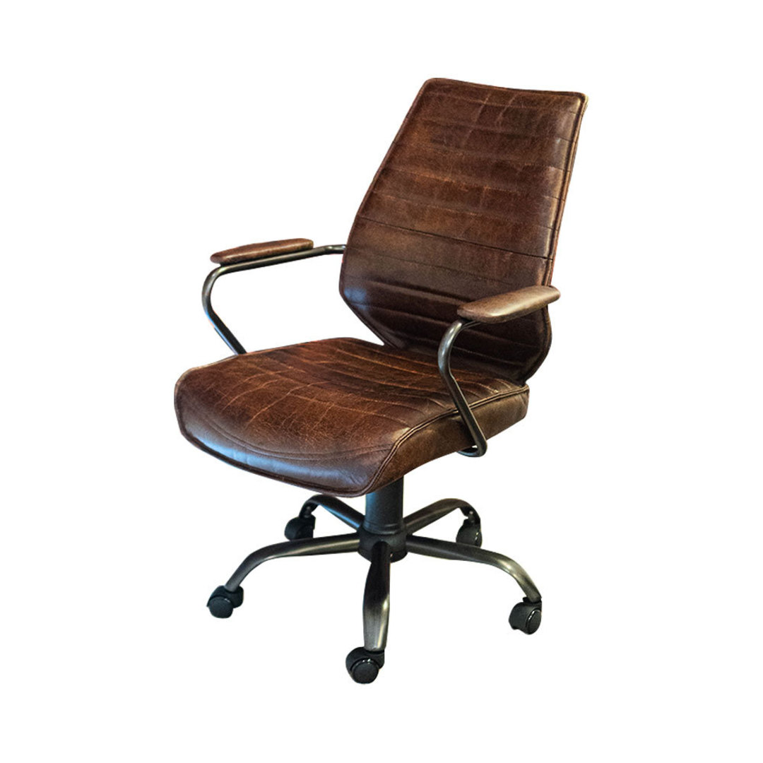 Oxford Office Chair Leather image 0
