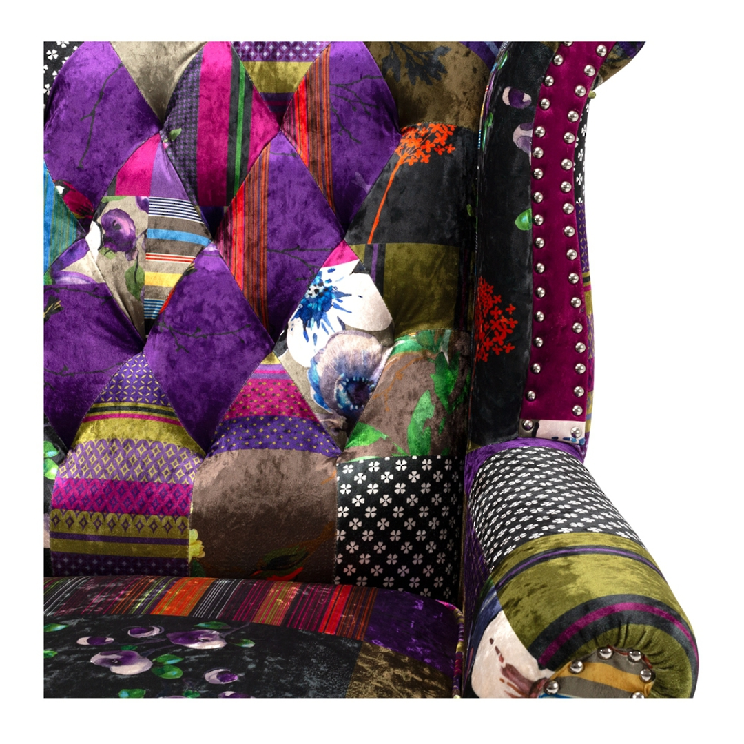 Patchwork Wingback image 3