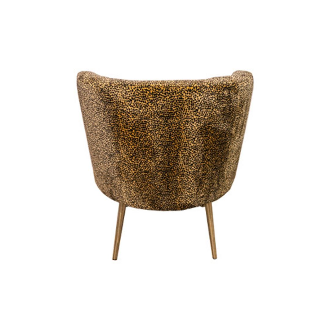 Modern Cheetah Chair image 2