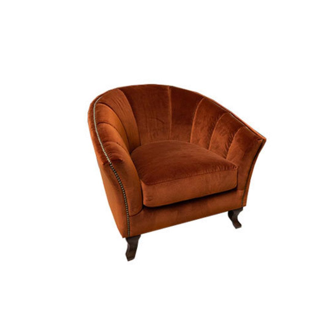 Betsy Chair Venetian Marmalade image 1