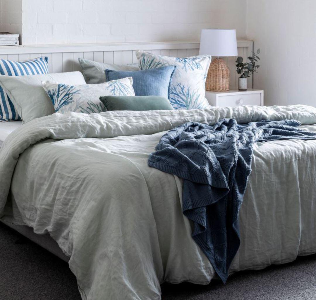 Marine Blue Cushion image 1