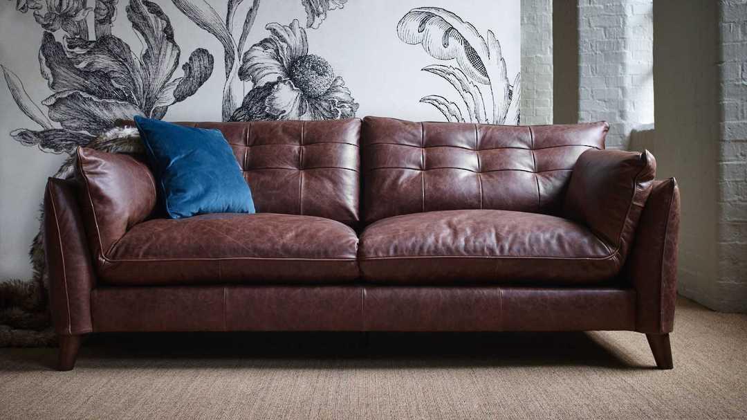 Tobias 3 Seater Sofa image 1