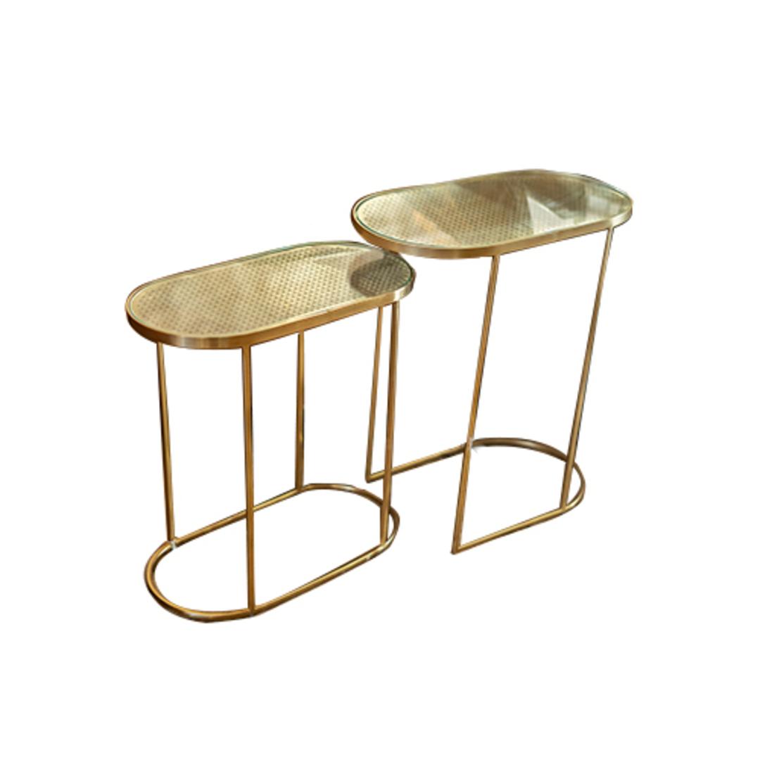 Noor Nest of 2 Tables image 1
