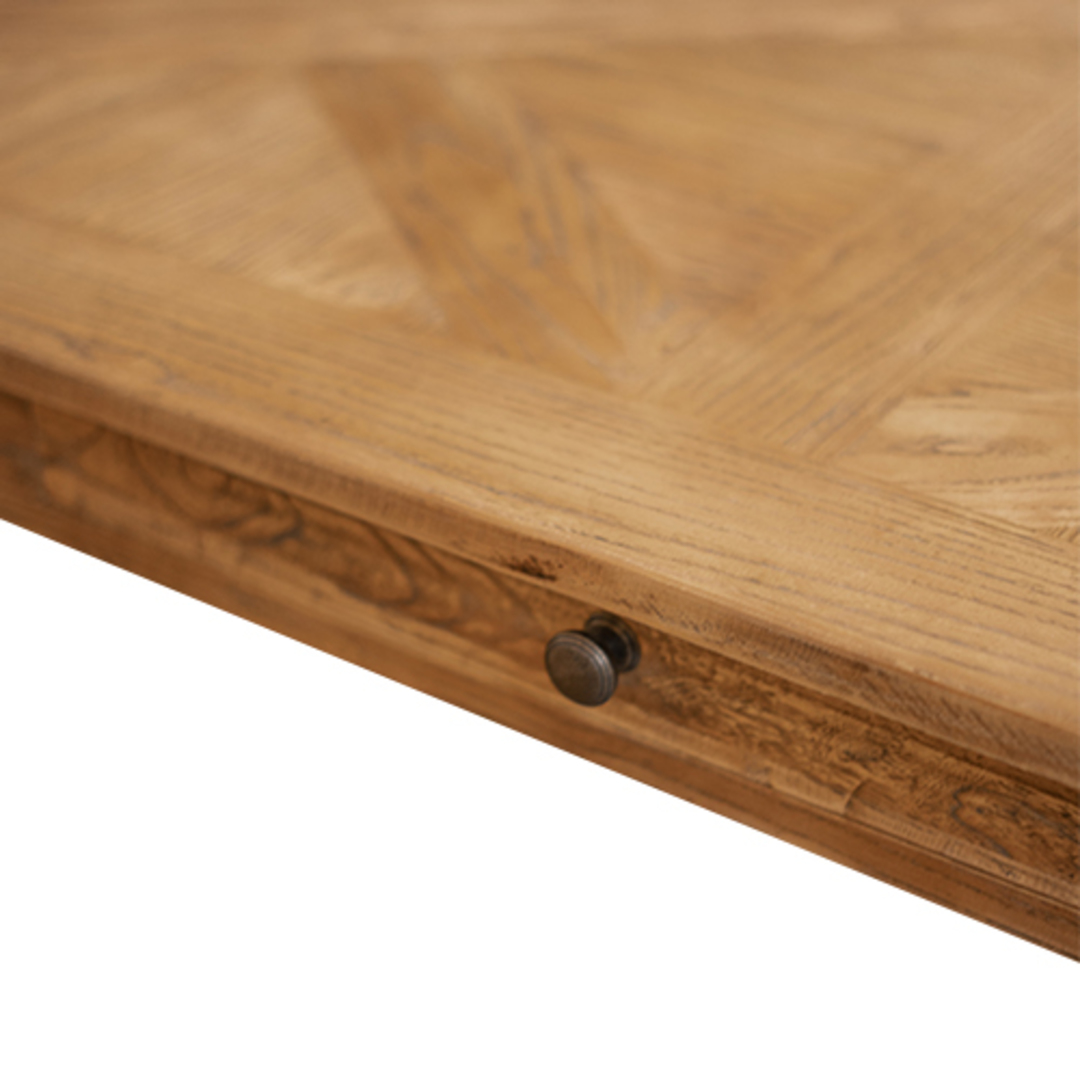 Elm Parqueterie 1 Draw Coffee Table image 2
