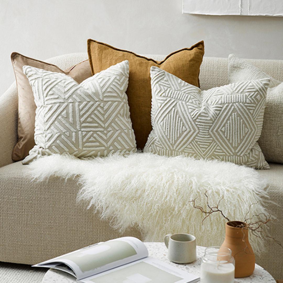 Cassia Cumin Cushion image 1