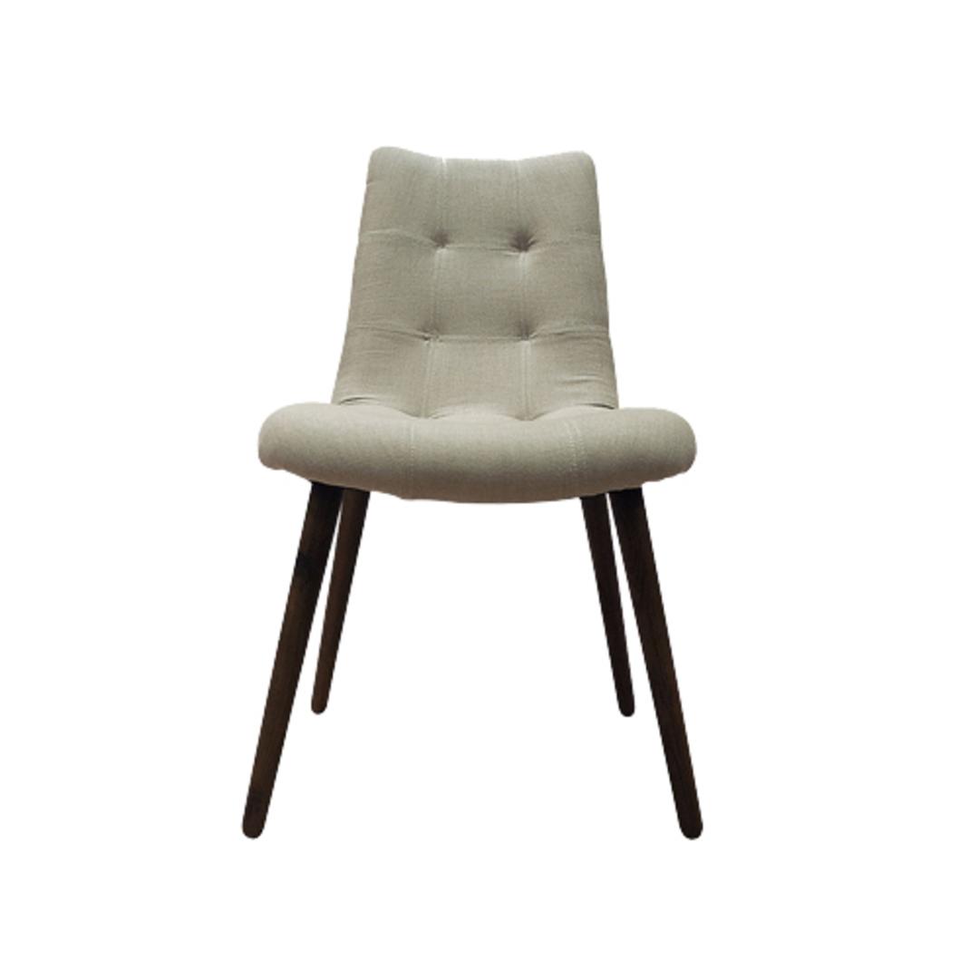 Paris Linen Dining Chair image 0