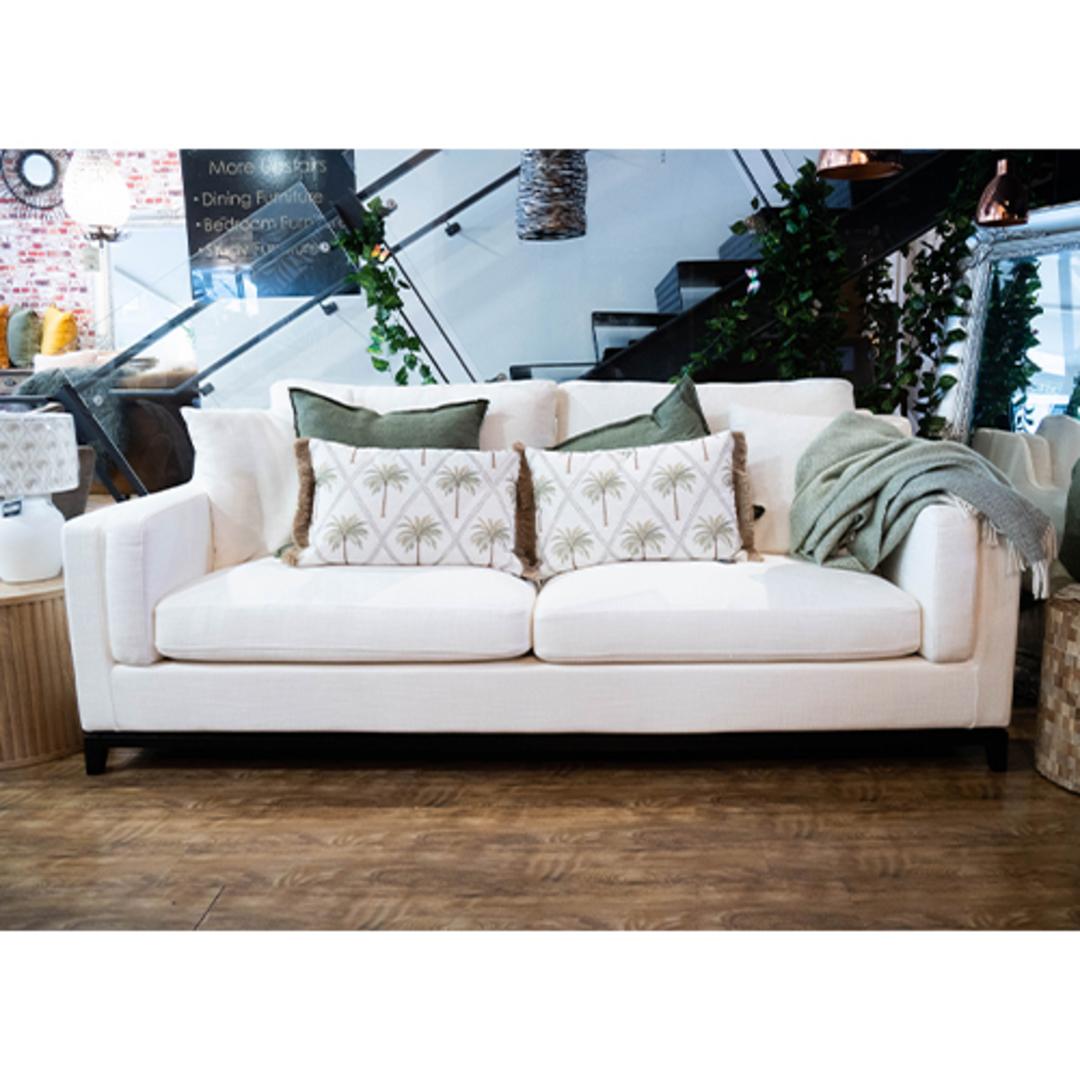 Sydney 4 Seater Fabric Sofa image 2