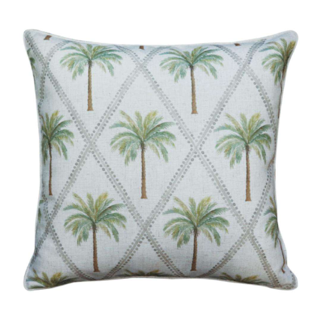 Capricorn Green Cushion image 0