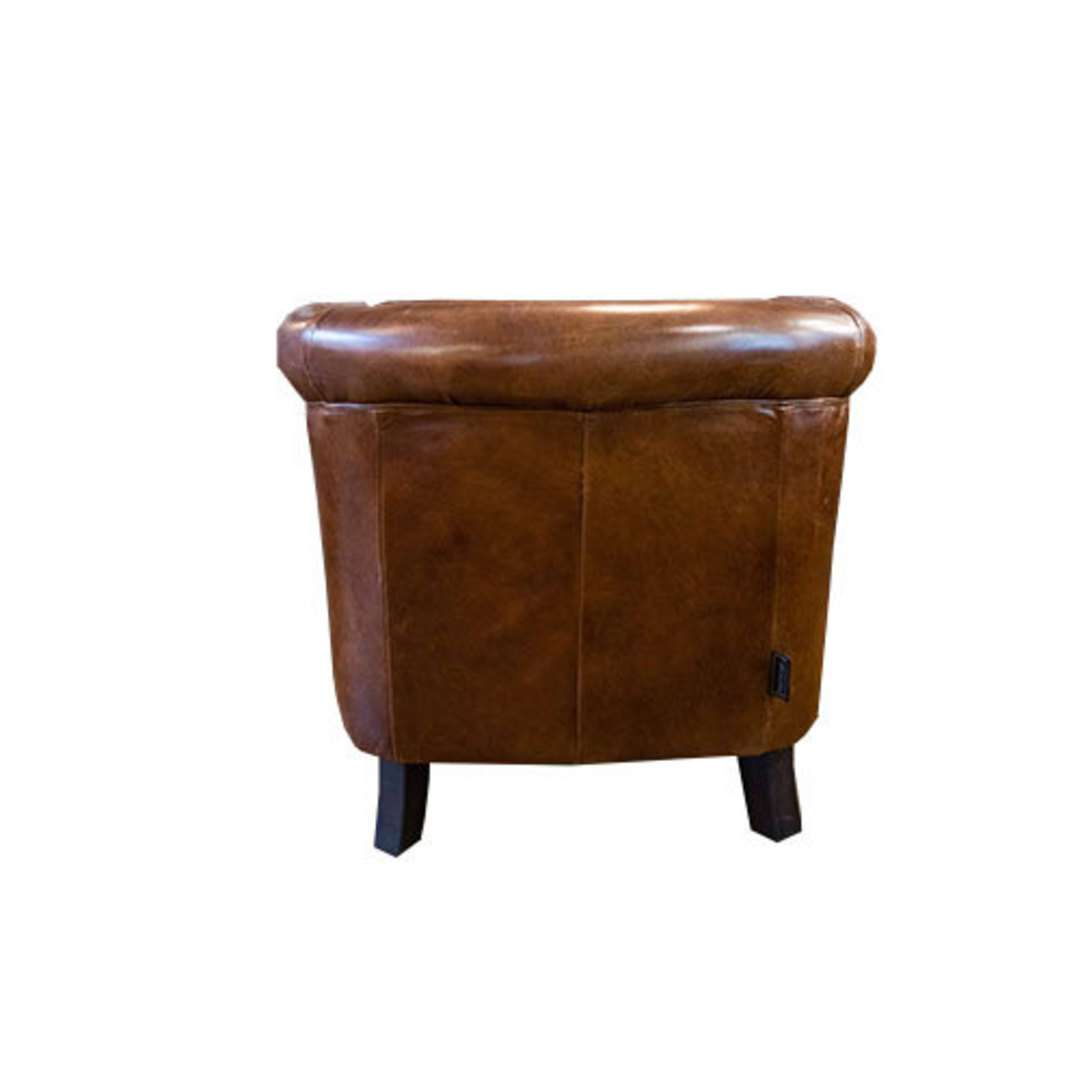 Westminster Aged Italian Tub Chair image 3