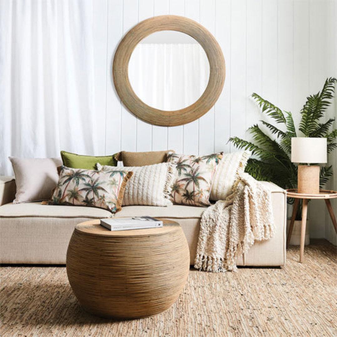 Palms Lumbar Cushion image 1