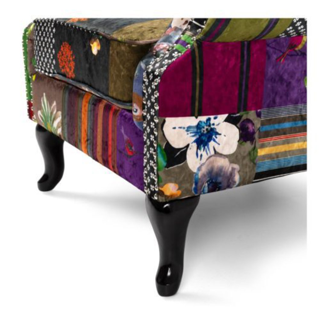 Patchwork Wingback image 1