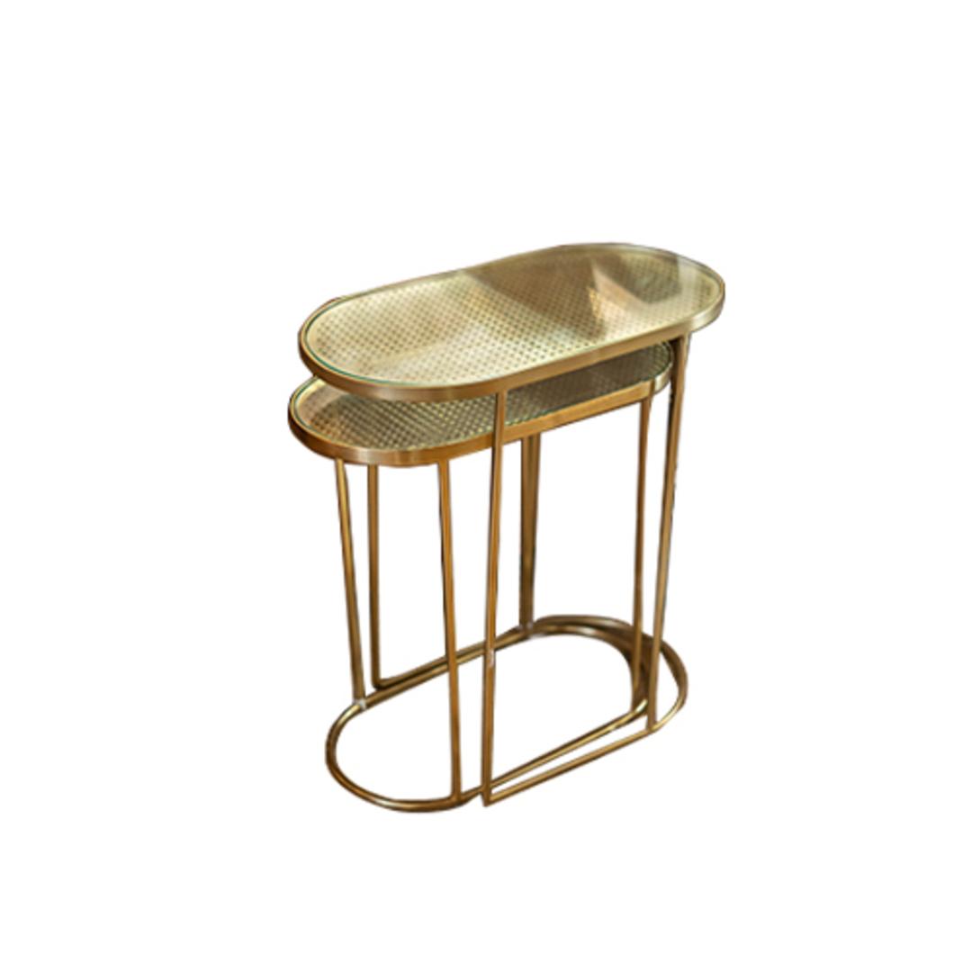 Noor Nest of 2 Tables image 0
