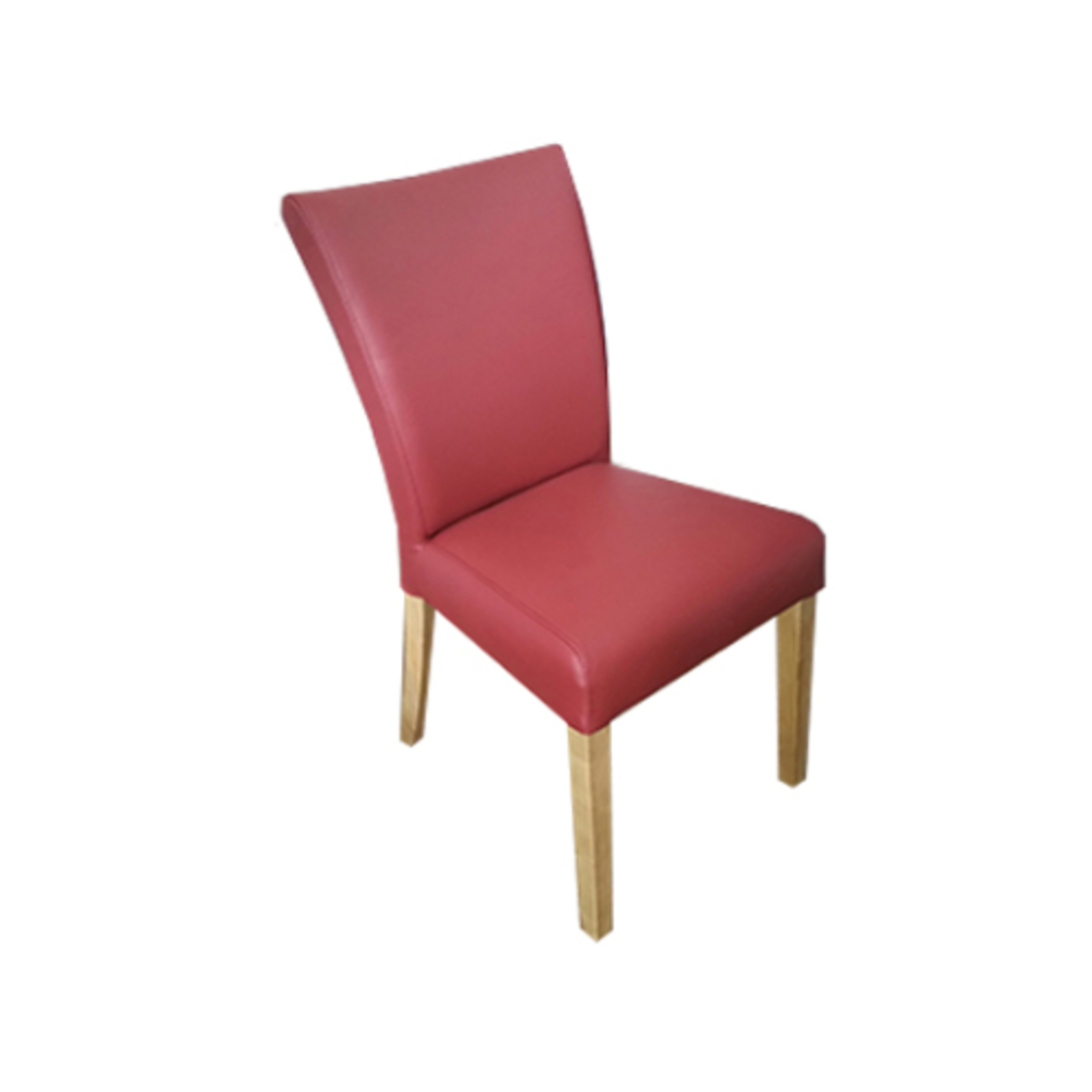 Torino Dining Chair Red image 0