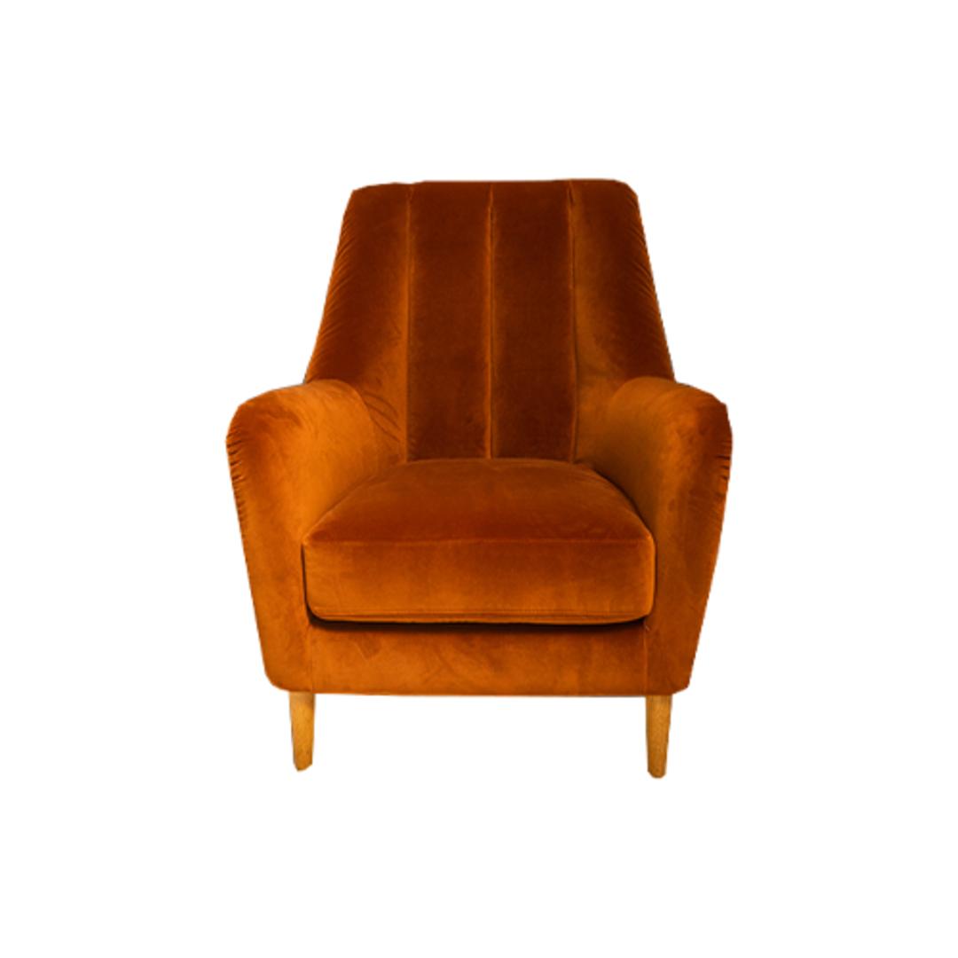 Phoebe Chair Velvet image 0