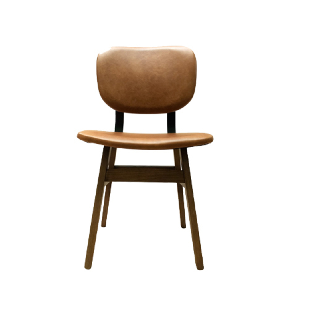 Diego Dining Chair Leather image 0