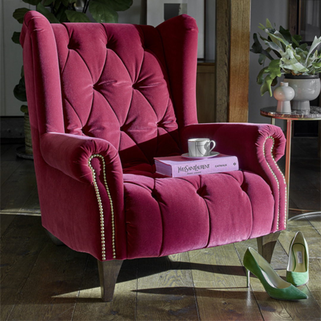Ossie Chair image 2