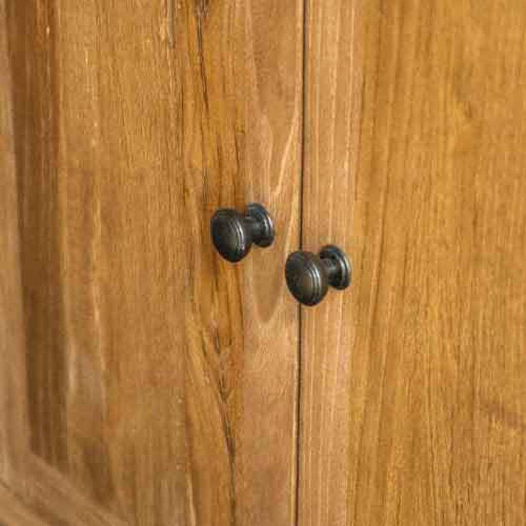 Sideboard Recycled Elm 2 Drawer 4 Door 1.4M image 4
