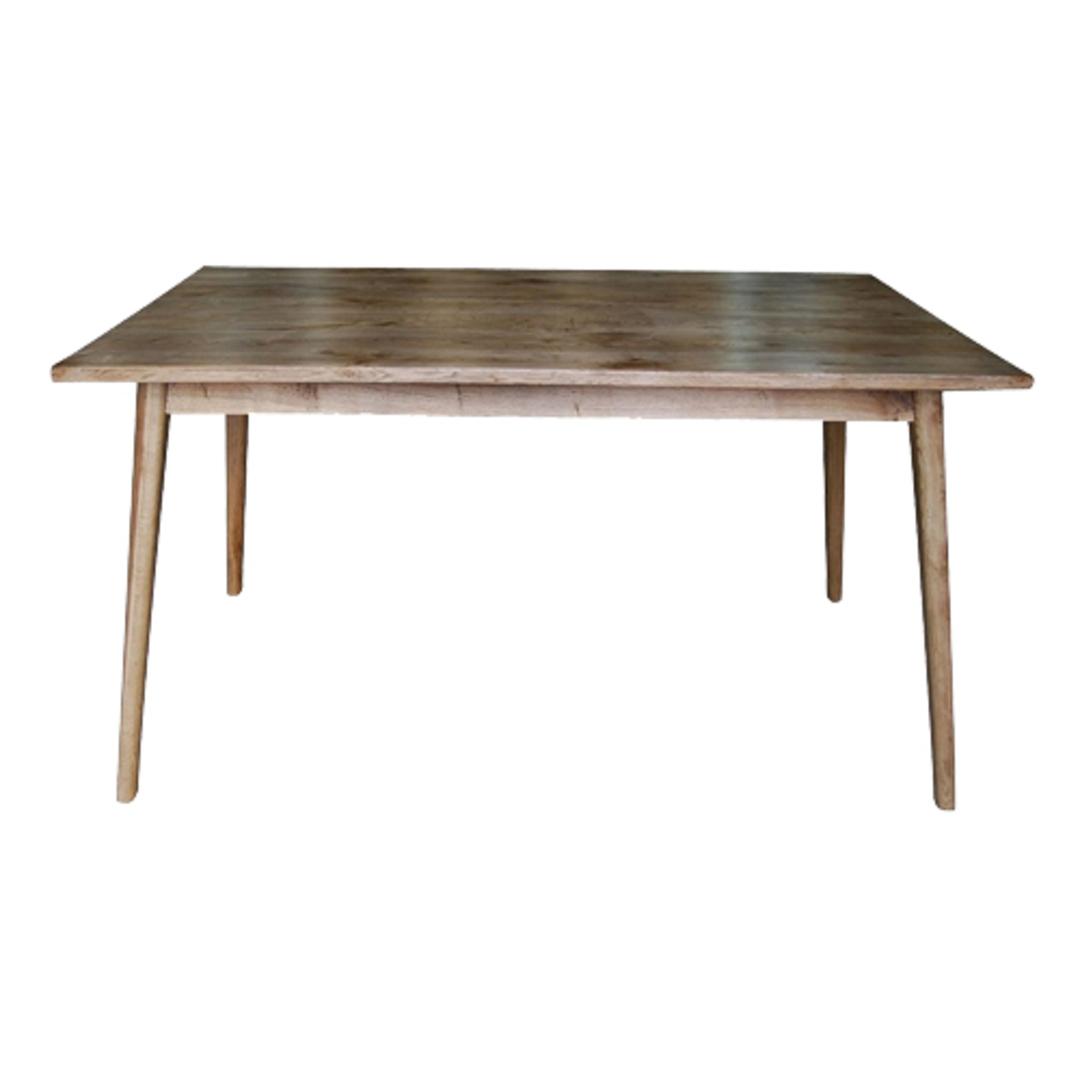 Oak Dining Table 1.5M image 1