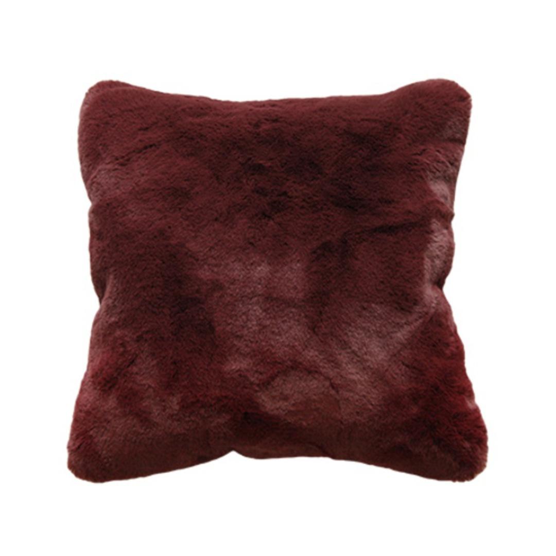 Pele Cushion Bordeaux image 0